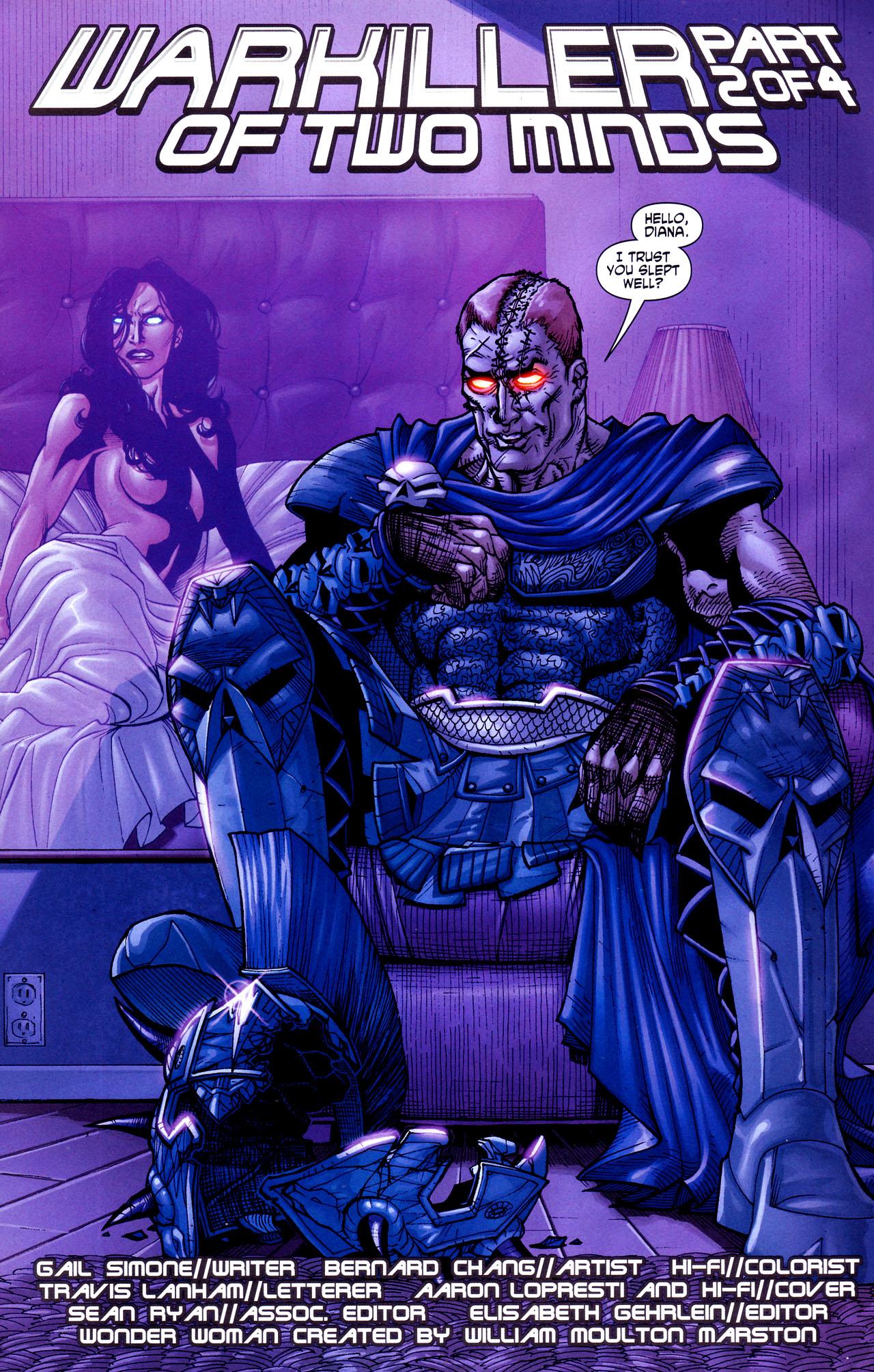 Read online Wonder Woman (2006) comic -  Issue #37 - 3