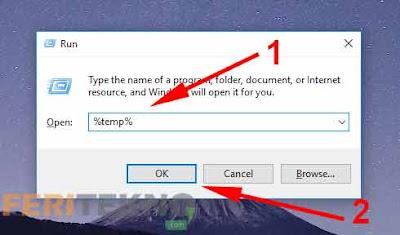 cara membersihkan cache di laptop atau pc