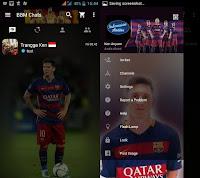 BBM MOD Lionel Messi