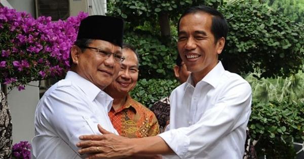 Prabowo Mengisyaratkan tidak Keberatan Jika Bersanding dengan Jokowi