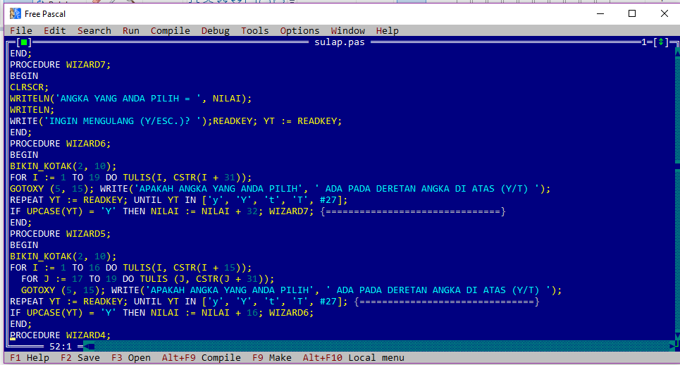 Codingmaniak.blogspot.com%2Bcontoh%2Bprogram%2Bpascal%2BSulap%2BAngka2 - Contoh Aktivitas Pascal Permainan Sulap Angka