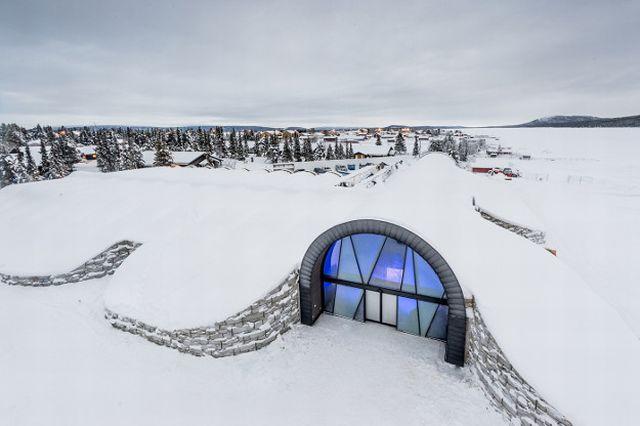 Hotel Terdingin di Dunia Resmi Dibuka