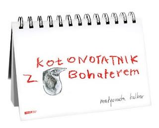 Kołonotatnik z Bohaterem - Małgorzata Halber