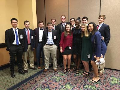 Montgomery Catholic Represented at 2019 Alabama Youth Legislature 3