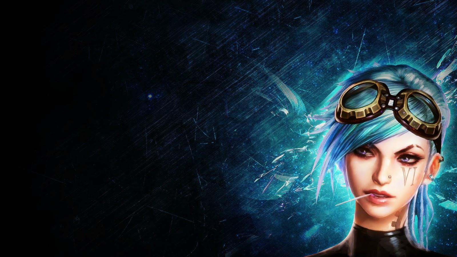 Vi League of Legends Wallpaper, Vi Desktop Wallpaper
