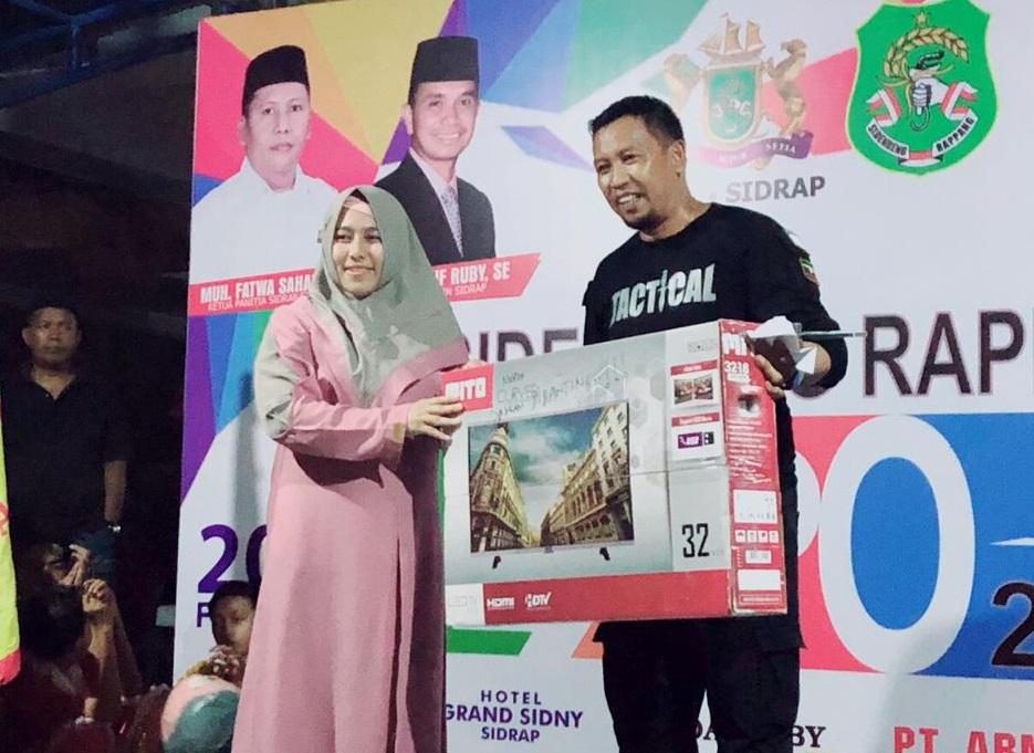 FAI Sidrap Raih Stand Terfavorit Pameran Sidrap Expo 2019