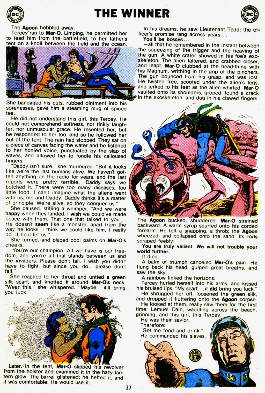 Strange Adventures (1950) issue 227 - Page 38