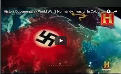 History Documentary - World War 2 Normandy Invasion