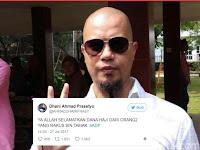 """ALAMAK !! Ini Kata Ahmad Dhani """"Ya Allah Selamatkan Dana Haji Dari Orang-orang Yang Rajus bin Tamak"""""""