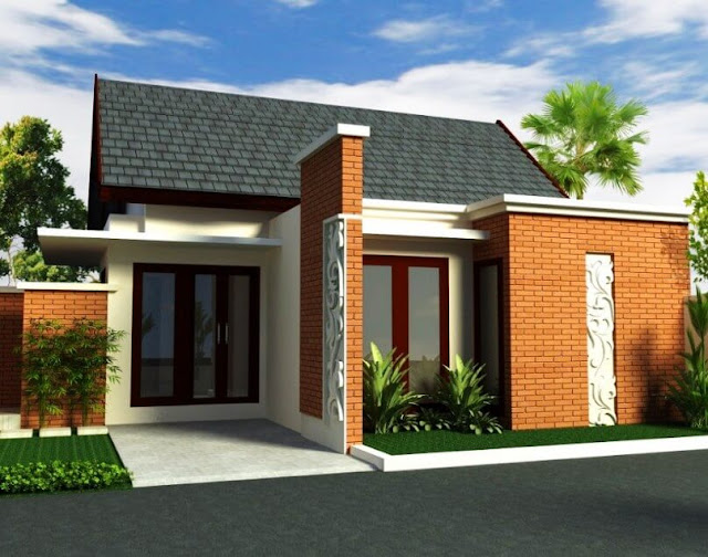 Bentuk Rumah Sederhana Ukuran 6 x 9 Berkonsep Minimalis