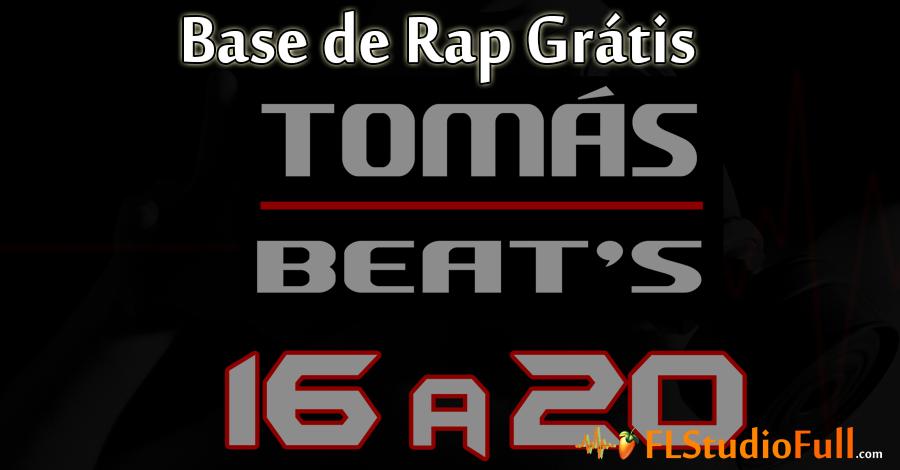 Base de Rap Grátis - Baixar Beat Grátis By Volk Beat'z (de 16 a 20)