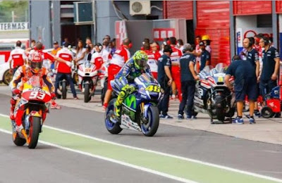 Pemerintah Tak Akan Dukung MotoGP Palembang Lewat APBN