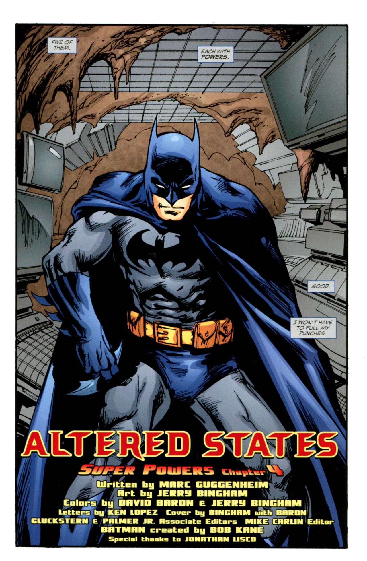 Batman Confidential Issue #53 #53 - English 2