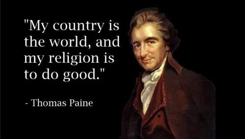 The Philosophy of Thomas Paine by Thomas Edison
