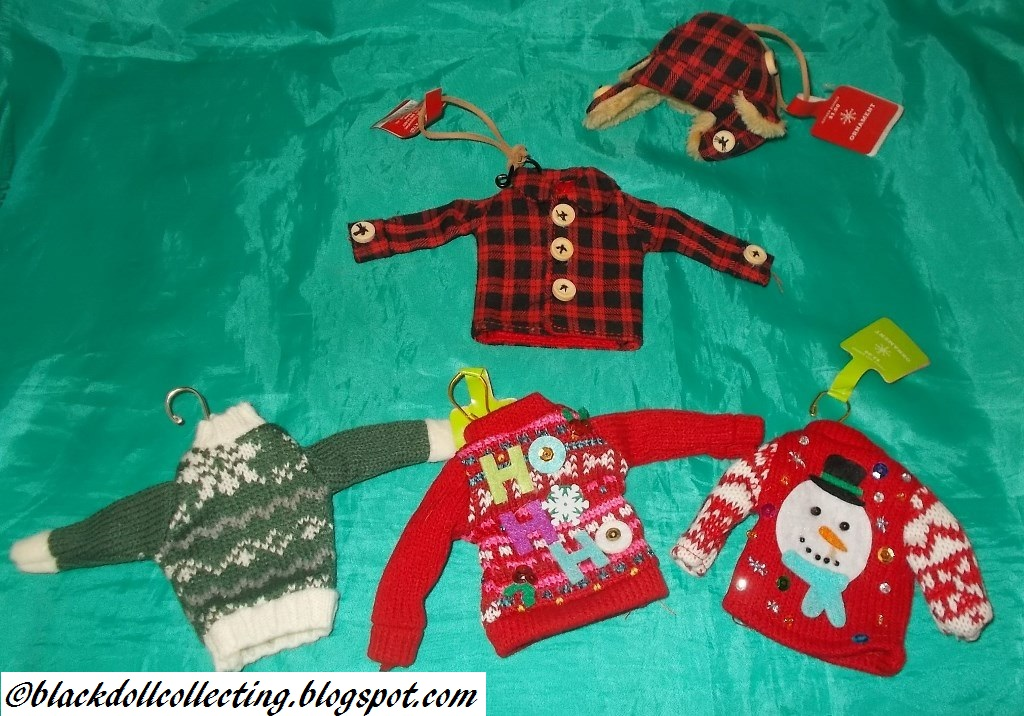 christmas sweater ornaments from target - Christmas Ornaments Target
