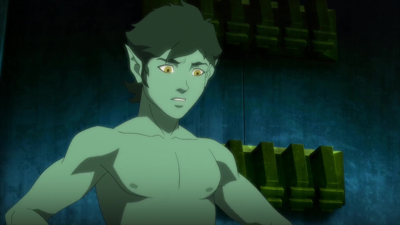 Teen titans have gay sex hunter smoke amp