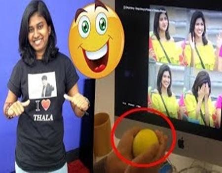 BIGG BOSS OVIYA | Vijay TV Show