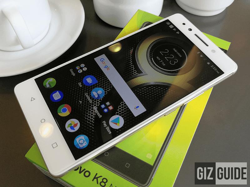 Lenovo K8 Note vs Vivo V7+ vs OPPO F5 vs Moto G5s vs Huawei Nova 2i Specs Comparison