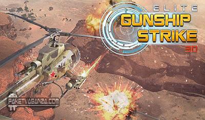 Gunship Strike 3D 1.0.9 Mod Apk Unlimited Item Terbaru 2019