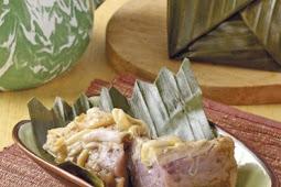 Sore Nanti Enaknya Ngemil Jongkong Talas Durian yang Super Nikmat
