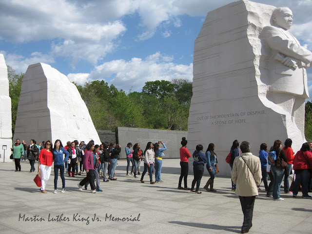 Martin Luther King Jr. Memorial - Washington D.C.