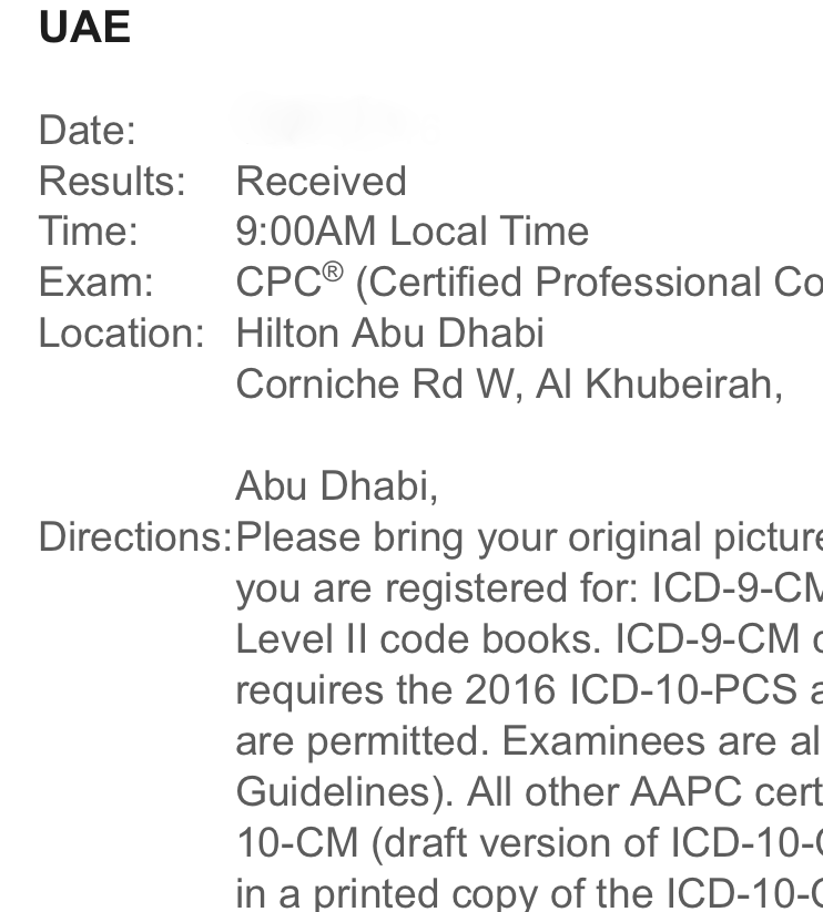 Anything Under The Sun Tips On How To Pass Aapc Cpc Certified