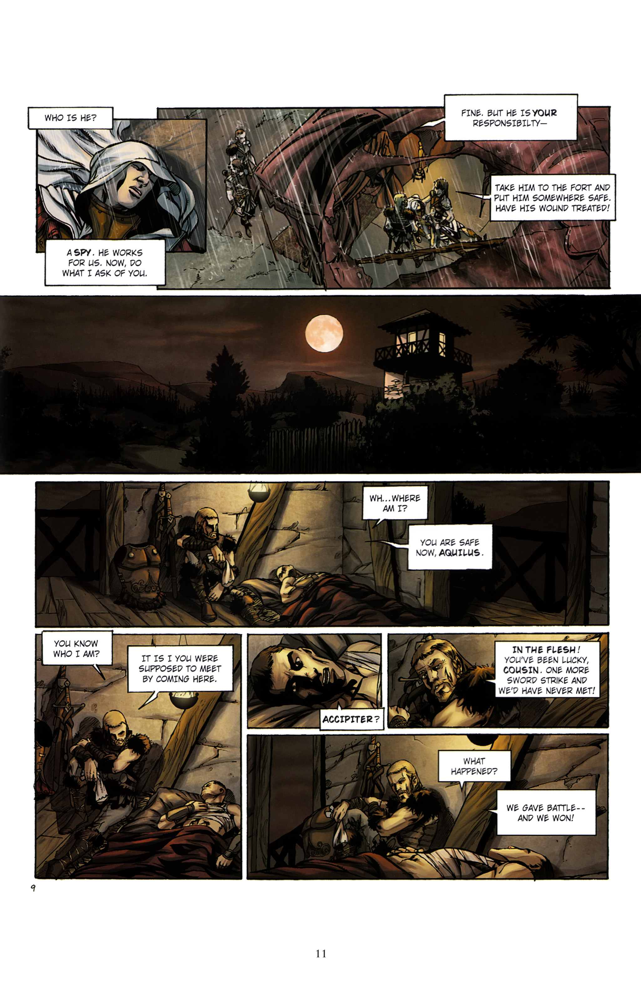 Read online Assassin's Creed (2012) comic -  Issue #2 - 15