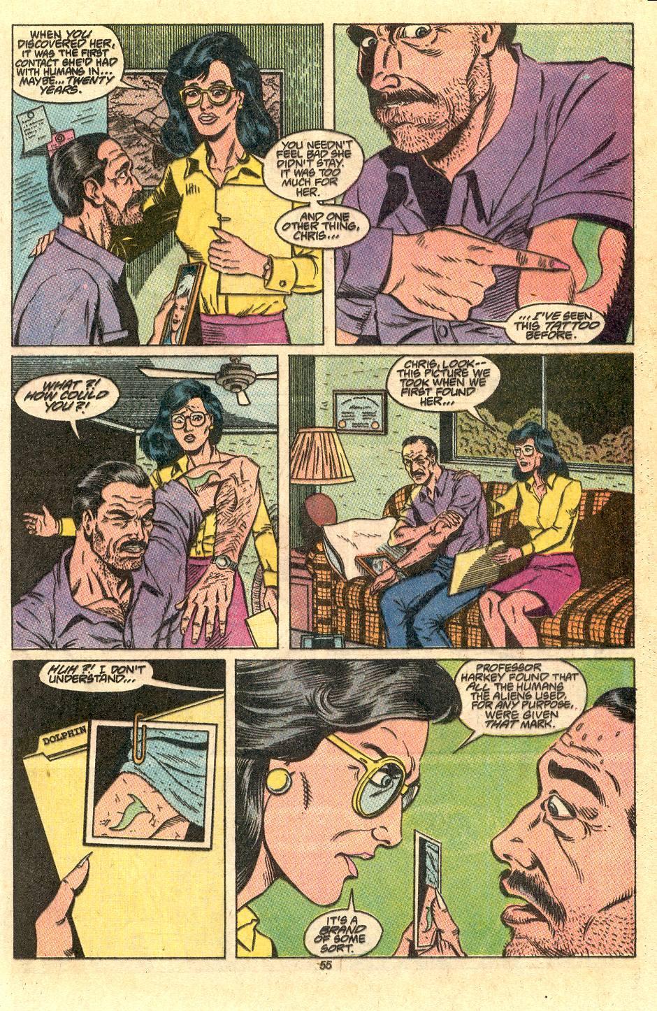 Read online Secret Origins (1986) comic -  Issue #50 - 58