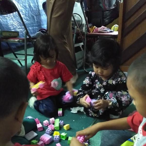 Bermain Lego dapat Melatih Kecerdasan Bangun Ruang untuk Anak