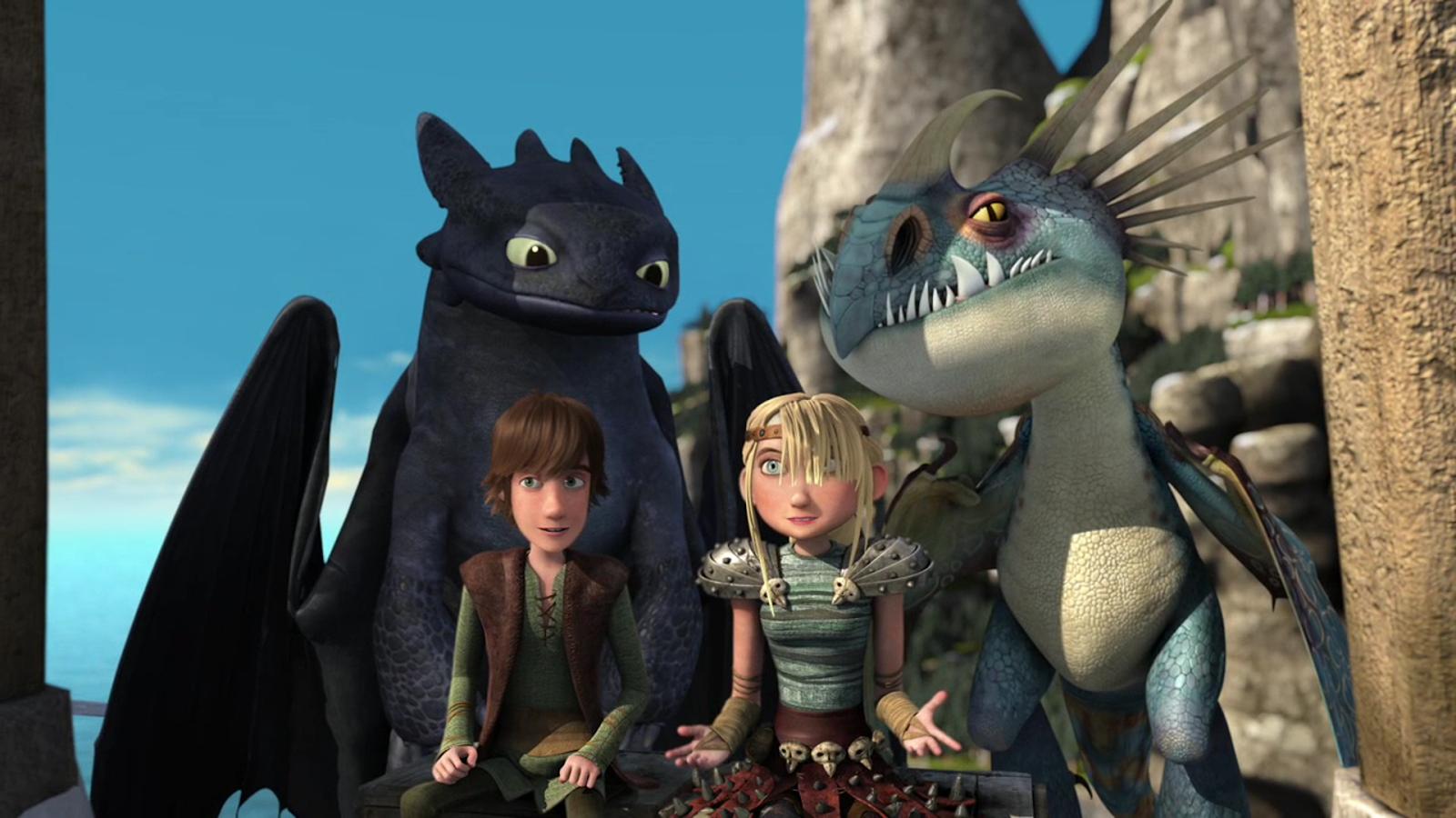Dragões – Pilotos de Berk
