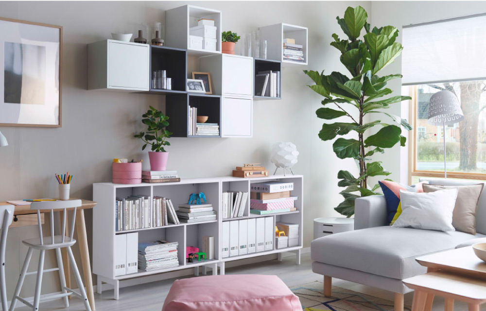 Ikea , grazie allemolteplici soluzioni d'arredo di design e low cost ...