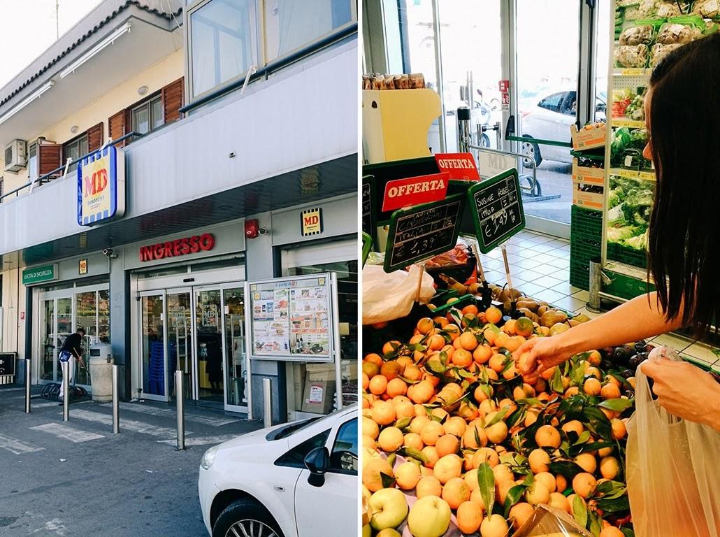 itālijas pārtikas veikals md discount