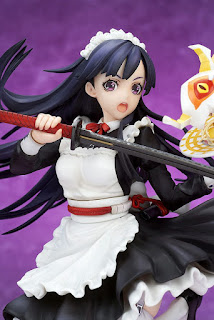 Samurai 1/7 Maid Style de 7th Dragon 2020-II - Ques Q