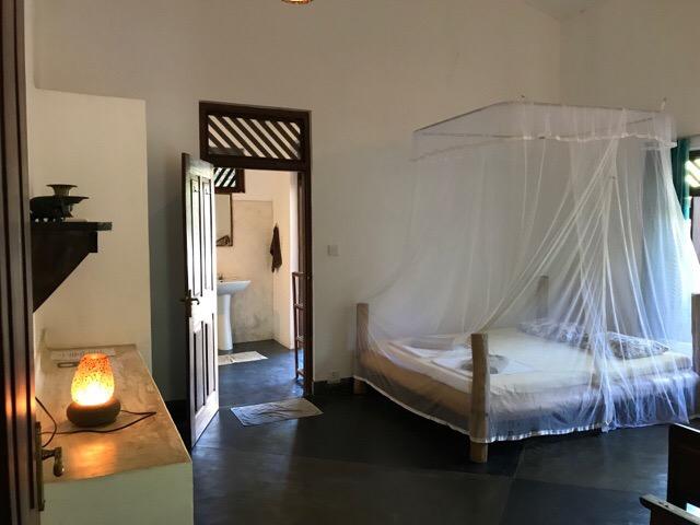 Yoga Retreat Master Bedroom