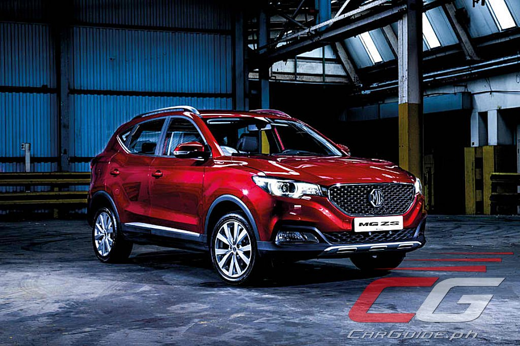 Hatch Led Drivers >> MG Philippines Launches 2018 MG ZS | Philippine Car News, Car Reviews, Automotive Features, and ...