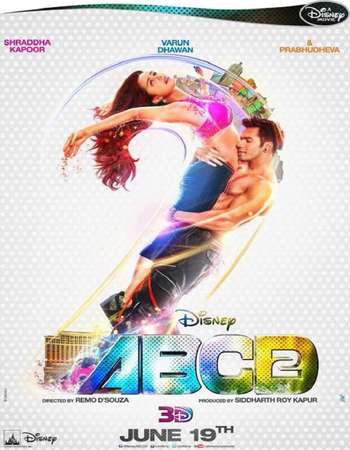 Poster Of Any Body Can Dance 2 2015 Hindi 600MB BRRip 720p ESubs HEVC Watch Online Free Download downloadhub.net