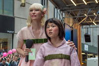 Tilda Swinton and Seo-Hyun Ahn in Okja (17)