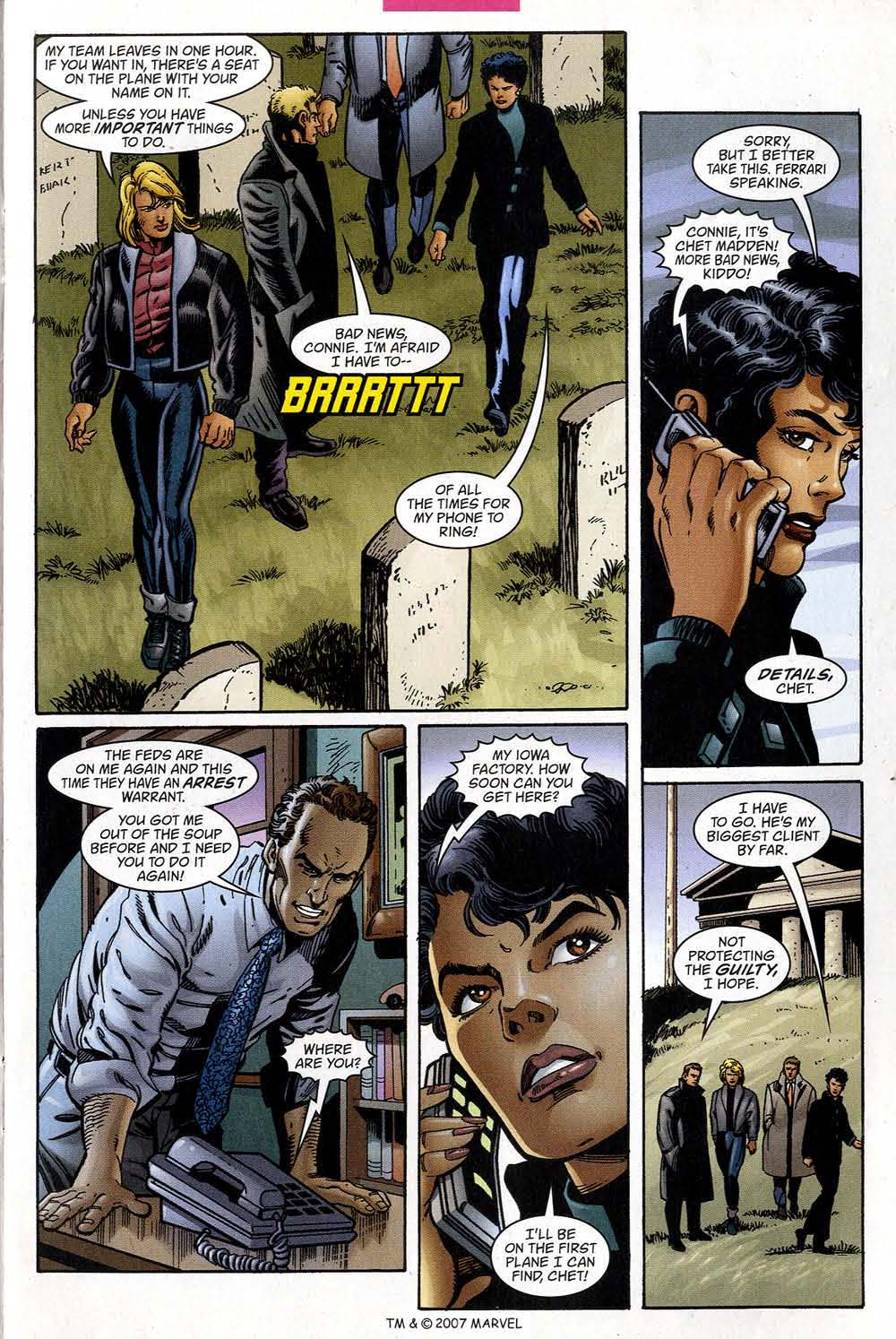 Captain America (1998) Issue #39 #46 - English 13