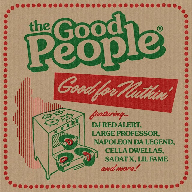 """Hip-Hop duo Saint & Emskee of The Good People Present The Release Of Their 4th LP """"Good For Nuthin"""""""