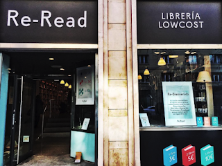 Re-read librería lowcost madrid