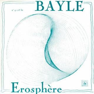 François Bayle, Erosphère