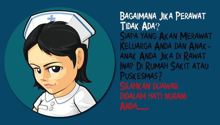Ketika Perawat Melakukan Kesalahan Sekecil Apapun...