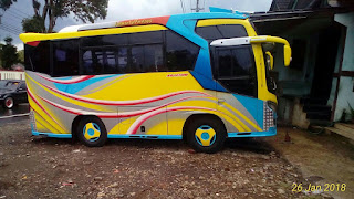 Sewa Shuttle Bus Dieng Harga Paling Murah