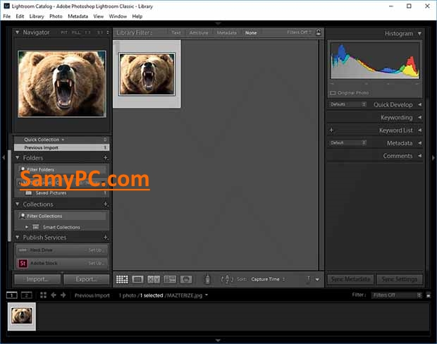 Adobe Photoshop Lightroom Classic CC Free Download Full Version