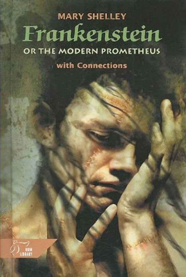 Frankenstein, de Mary Shelley.