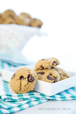 Everything Free Cookies from Happy Food Healthy Life featured on Walking on Sunshine Recipes