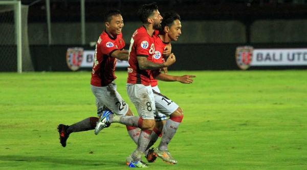 Bali United vs Borneo FC