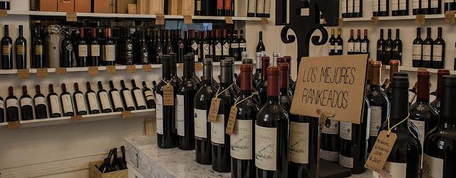 Loja Winery em Mendoza, Argentina