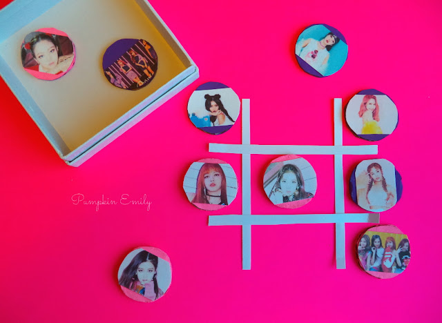 BLACKPINK and MAMAMOO DIY Memory Game