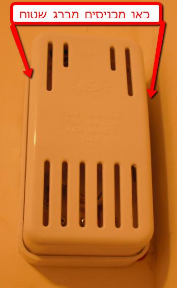 מעולה חשמלאי - המדריך שלך לעבודות חשמל לבית: התקנת פעמון לדלת כניסה EJ-08